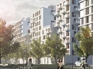 Straus & Partner und IVG entwickeln Wohnquartier am Alex