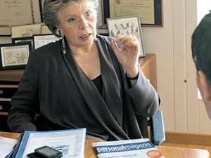 EU-Datenschutz: Interview mit EU-Kommissarin Viviane Reding