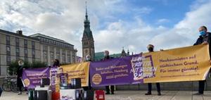 Bodenpolitik: Hamburger Volksinitiativen zustande gekommen