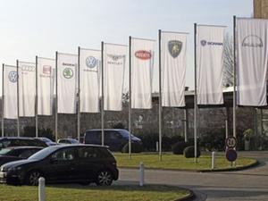 Ixocon entwickelt Logistikzentrum für Volkswagen in Wolfsburg