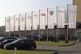 Volkswagen Standort Wolfsburg