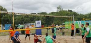 Lehrerin bei Volleyballturnier nicht unfallversichert