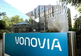 Vonovia Logo Bochum Zentrale