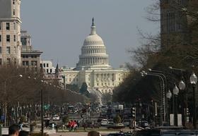 Washington DC_Stadtansicht_Capitol