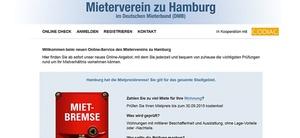 Hamburger Mieterverein will Online-Mietpreis-Check nachbessern