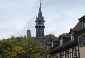Weinheim Marktplatz