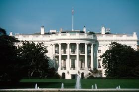 Weißes Haus White House Washington D.C.