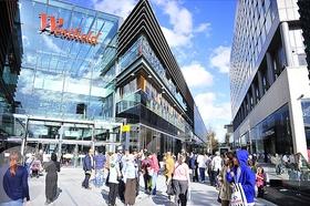 Westfield Shopping-Center Stratford