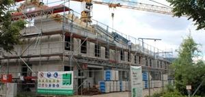 Projekt: WGH baut acht Reihenhäuser in Hennigsdorf