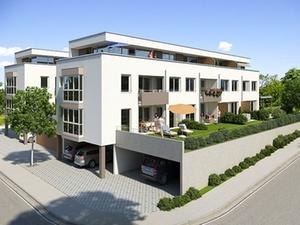 WHS baut 14 Reihenhäuser in Ludwigsburg