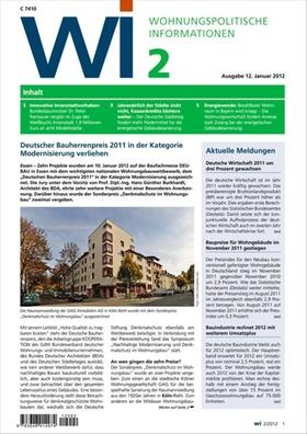 WI 2 2012