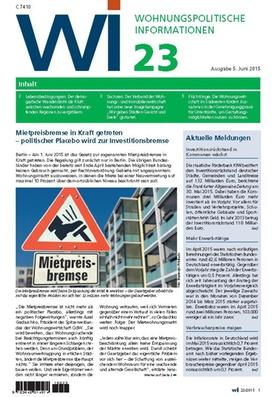 WI 23 2015