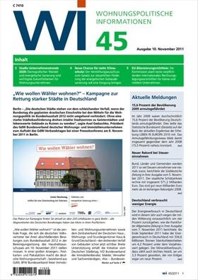 WI 45 2011