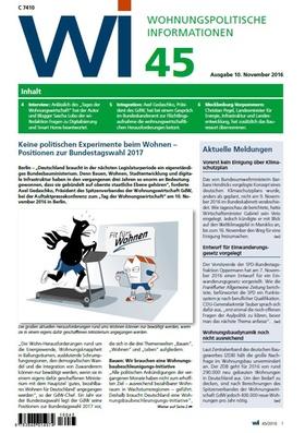 WI 45 2016