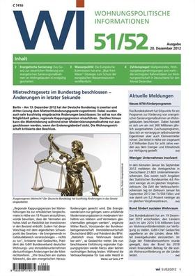 WI 51+52 2012