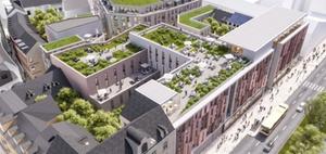 """Wiesbaden: Konzept """"Quartier Fünfgassen"""" vorgestellt"""