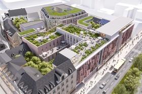"Wiesbaden ""Quartier Fünfgassen"""