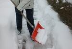 Winterdienst - Schnee schippen