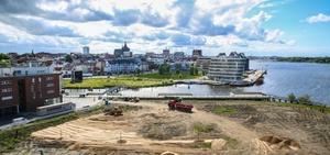 Projekt: WIRO baut 180 Wohnungen auf Rostocker Holzhalbinsel