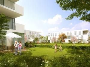Projekt: 39 barrierearme Wohnungen in Wittenberg
