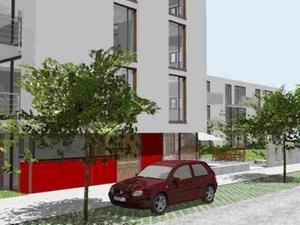 Projekt: Barrierefreier Neubau in Trier