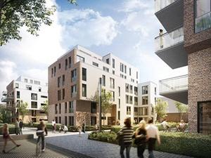 """Aberdeen kauft Neubauprojekt """"Thadenstraße"""" in Hamburg"""