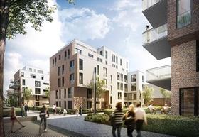Wohnbauprojekt Thadenstraße Hamburg