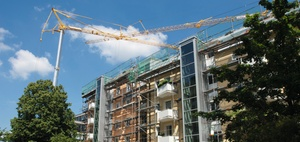 Wohnungsbau: 70 Prozent der Investitionen fließen in den Bestand