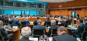 Baustaatssekretär Gunther Adler bleibt im Amt
