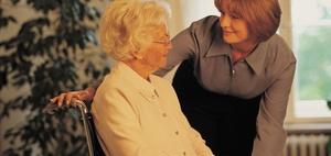 Pflegepauschbetrag: Geld oder Steuerermäßigung