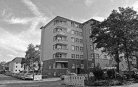 Wohnhäuser Mietshäuser ältere Baujahre