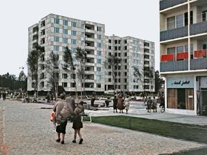 planerische Utopien gebaute Realität: Wohnungs- Städtebau