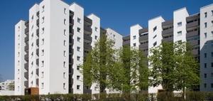 Großwohnsiedlungen: Beispiele für energetische Sanierung