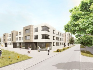 Rostock: 118 neue Wohnungen im Wohnpark Petrihof