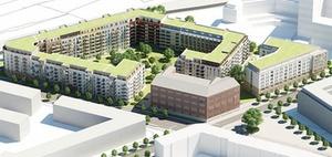 Hines baut 530 Wohnungen in Berlin