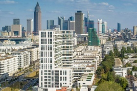Wohnprojekt Axis Frankfurt am Main