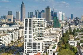 "Wohnprojekt ""Axis"" in Frankfurt am Main"
