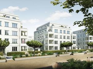 Projekt: Hochtief baut neues Wohnquartier in Berlin-Zehlendorf