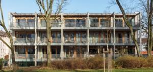 Hessen zeichnet innovatives Bauen in Darmstadt und Frankfurt aus