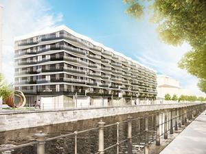Groth realisiert 120 Eigentumswohnungen in Berlin Mitte