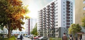 Berlin: Neubau mit elf Stockwerken bei den Gärten der Welt