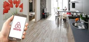 Coronakrise: Airbnb verliert Wohnungen an regulären Mietmarkt