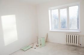 Wohnung wird renoviert