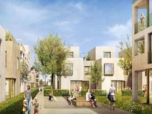 Deutsche Wohnwerte plant 200 Wohnungen in Mannheim