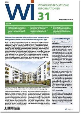 WI 31 2014