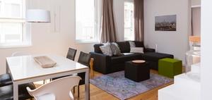 Wohnungsmarkt: Immer weniger Fläche für immer mehr Geld