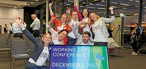 Bosch: Working out loud in der Praxis