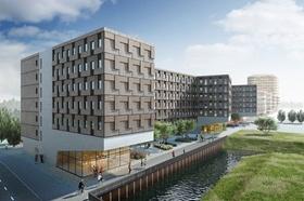Woodie Studentenwohneheim Hamburg