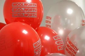 Woolworth Luftballons