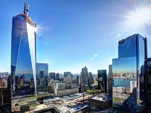 C&W ist Property Manager im World Trade Center